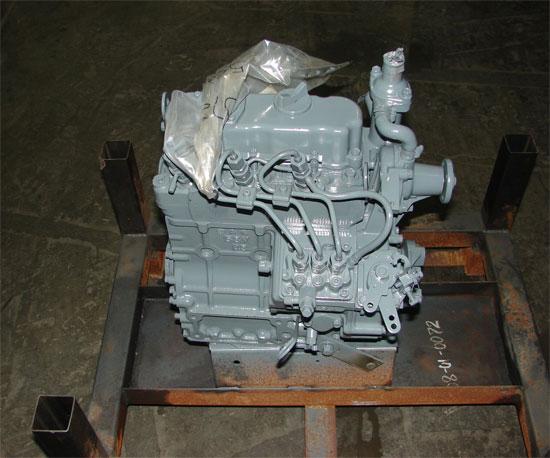 Kubota D902 Rebuilt Engine